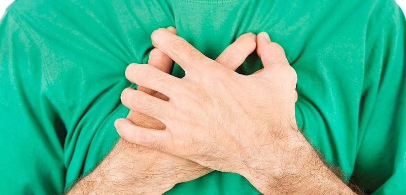 علل مختلف درد قفسه سینه