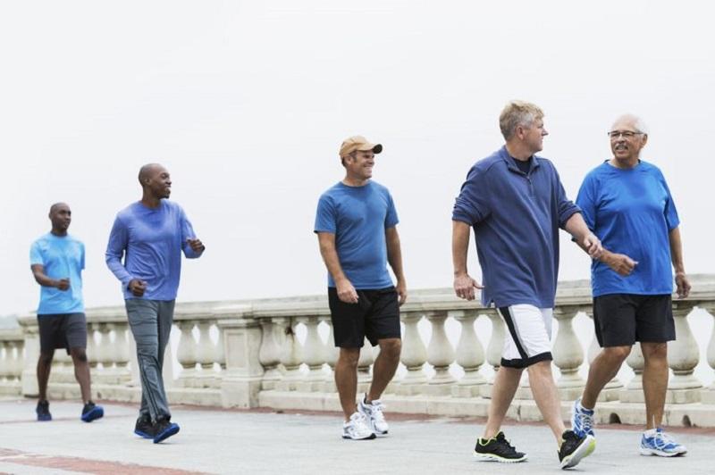 پیاده روی حال مبتلایان به این بیماران را بهتر می کند