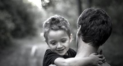 نقش «پدر» در تربیت پسر