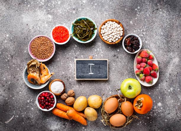 خوراکی های طبیعی سرشار از ید /ترجمه اختصاصی
