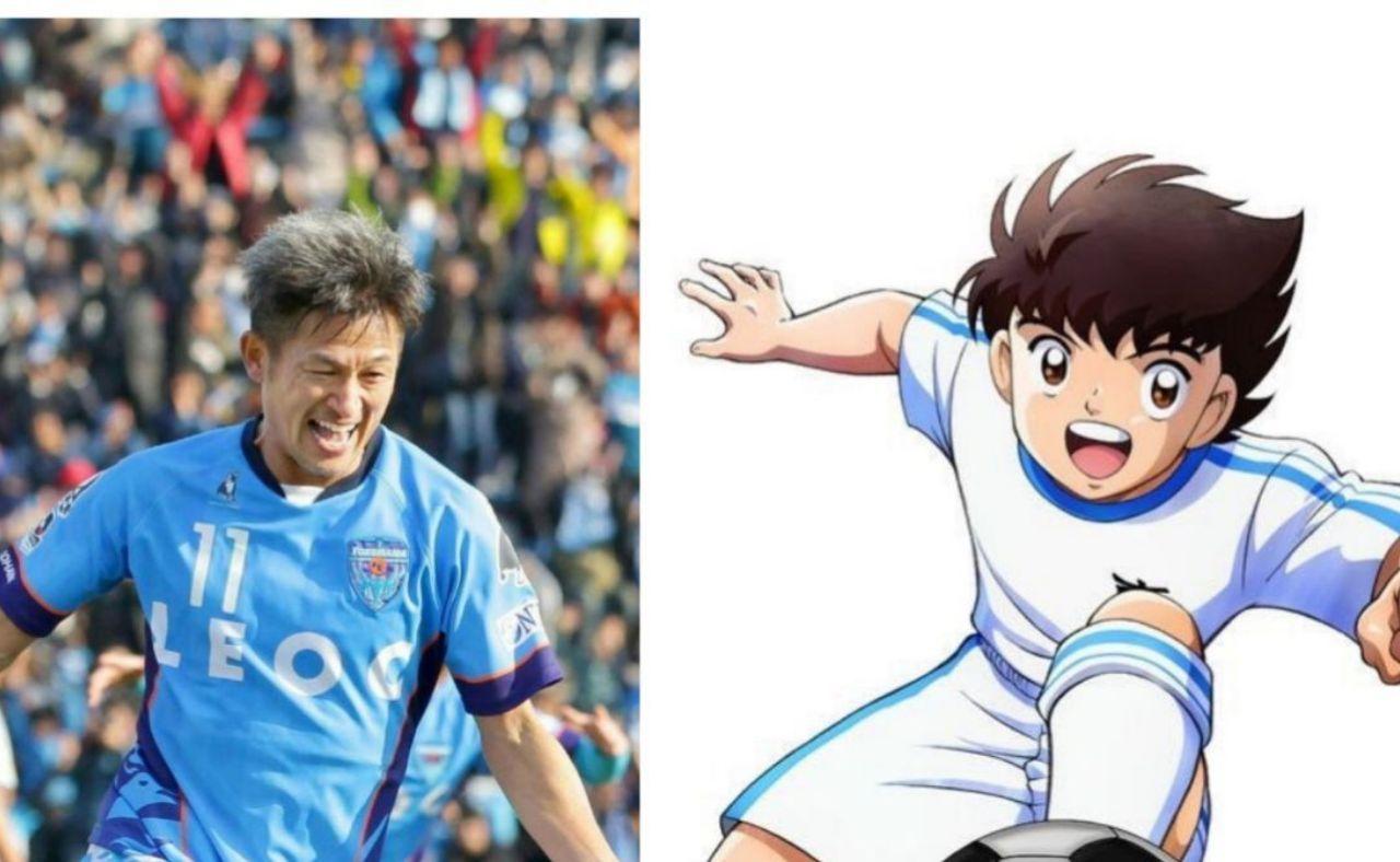 شخصیت سوباسا از این فوتبالیست گرفته شده + عکس