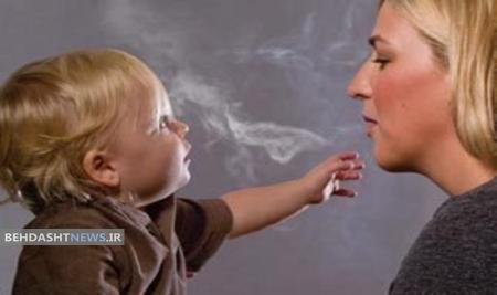 ارتباط دود دست دوم سیگار و بروز آلرژی غذایی در کودکان