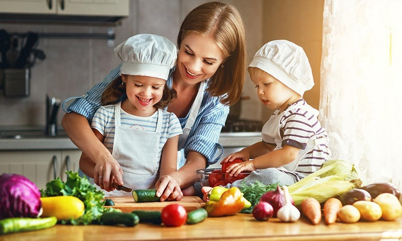 رژیم غذایی گیاهخواری برای کودکان مناسب است؟