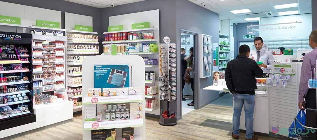 بهترین مکان برای خرید محصولات آرایشی و بهداشتی