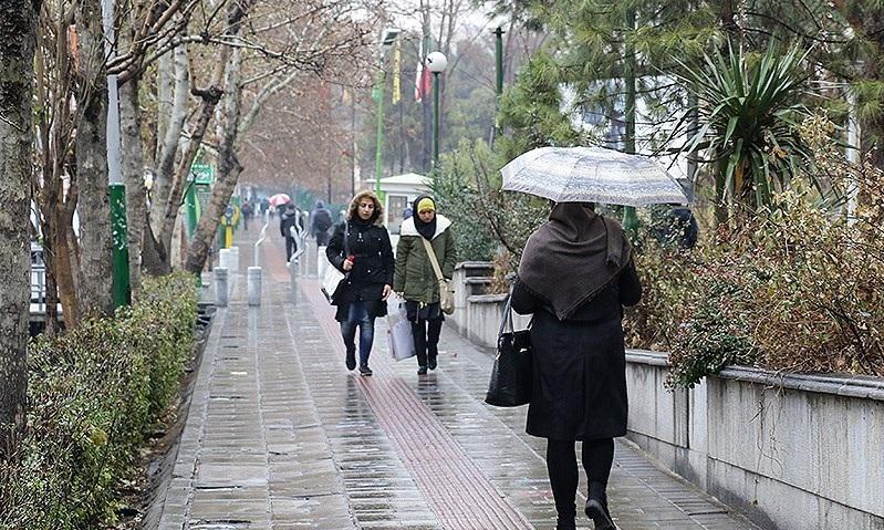آخر هفته بارانی و احتمال وقوع سیلاب در برخی استان ها