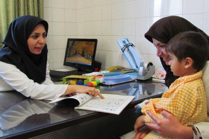 تاثیر تشخیص زودهنگام اختلالات ارتباطی و زبانی و ارجاع به مراکز گفتار درمانی