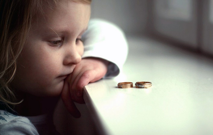 طلاق با کودکان چه می کند؟