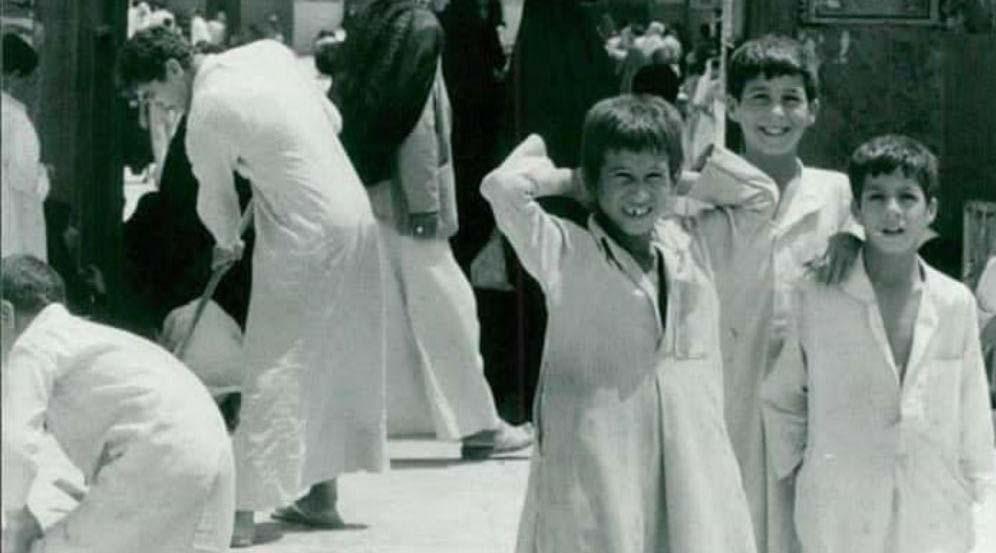 تصویر قدیمی از حرم مطهر امام علی(ع) + عکس