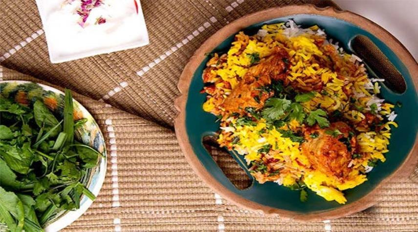 غذای عربی مُفَطَح  راتجربه کنید/ غذای اصلی مهمانی های عربی
