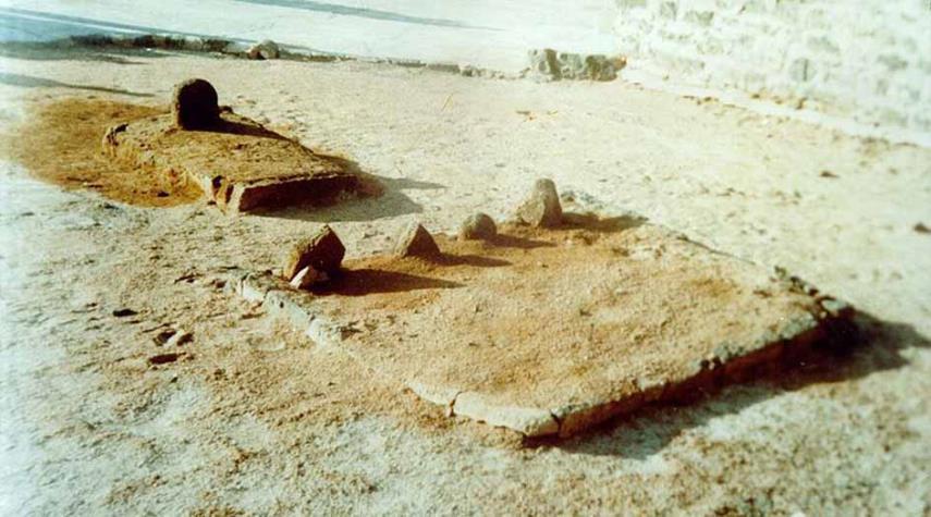 کدام قبر از قبور ائمه بقیع مضجع شریف امام باقر است؟ +عکس