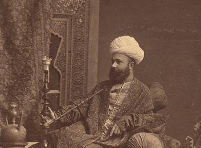 لاکچری های دوره قاجار + عکس