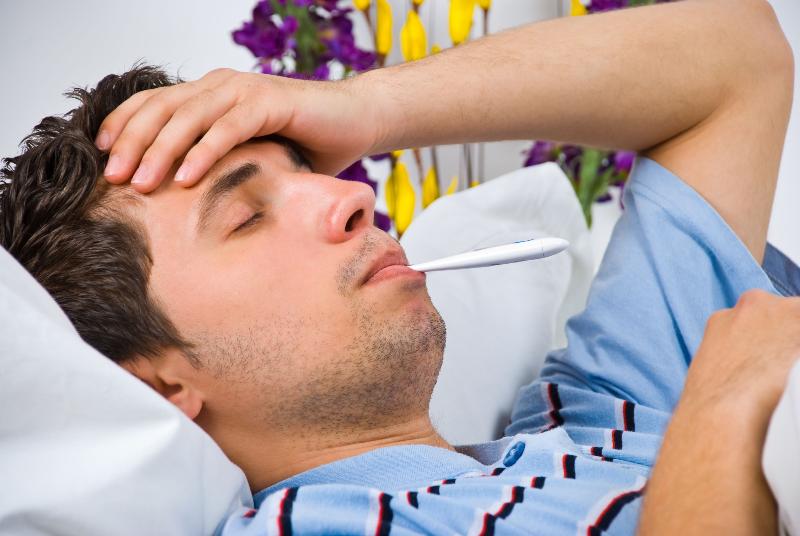 ترفندهای سریع برای درمان تب و لرز