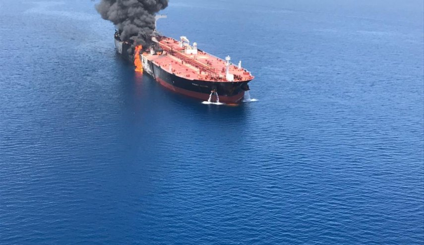 راشاتودی: دلیلی وجود ندارد ایران عامل حادثه برای نفتکش ها در دریای عمان باشد +عکس