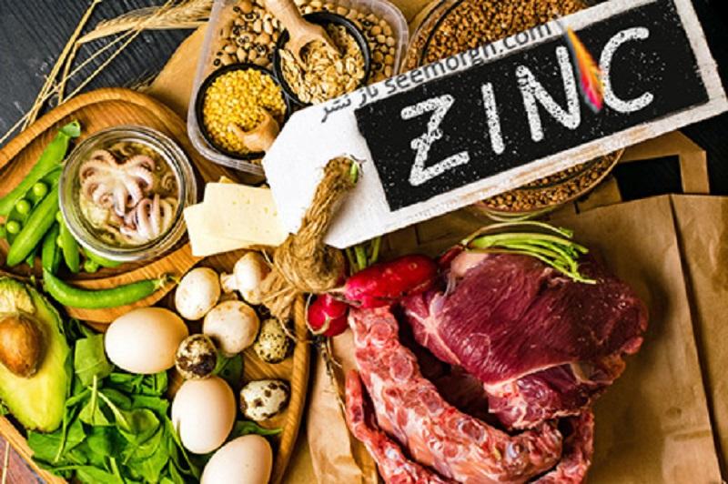بهترین منابع غذایی زینک چیست؟