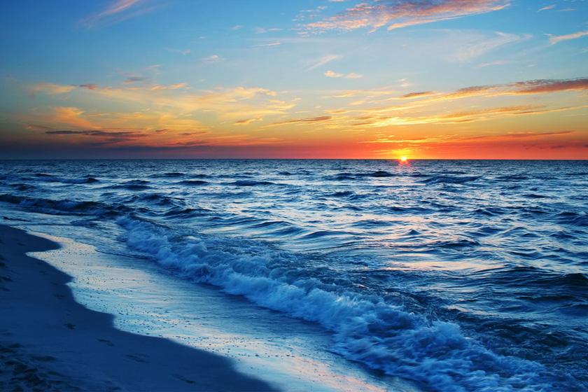 دریای خزر خشک نمی شود