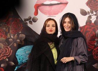 تیپ بازیگران زن جوان در یک مراسم خصوصی/ تصاویر