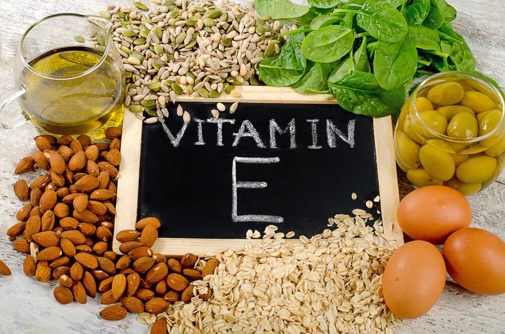 کدام خوراکی ها ویتامین E بیشتری دارند؟