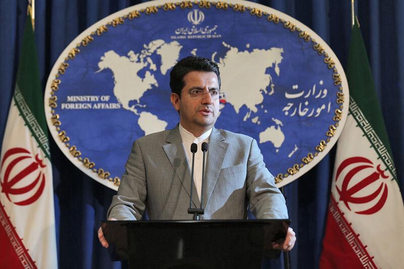 سخنگوی وزارت امور خارجه درگذشت محمد مرسی را تسلیت گفت+عکس