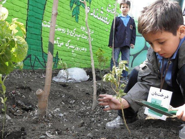 ساخت اولین «مدرسه سبز» کشور با زیربنای ۷۰۰۰ متری در پایتخت