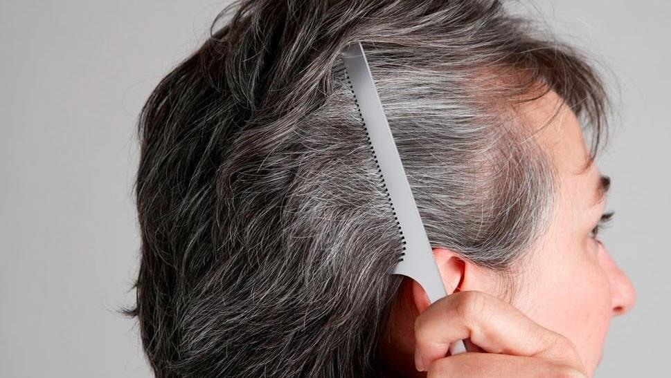 راه قطعی سیاه کردن موهای سفید