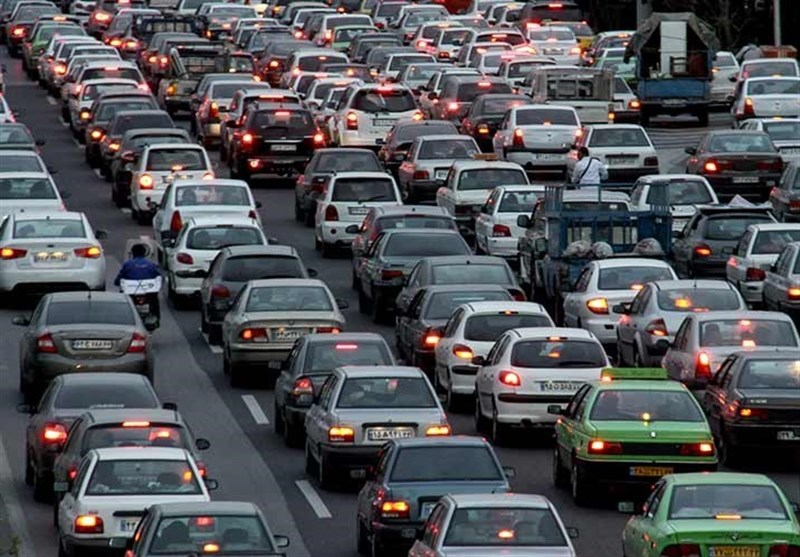شرایط اضطراری آلودگی صوتی در تهران