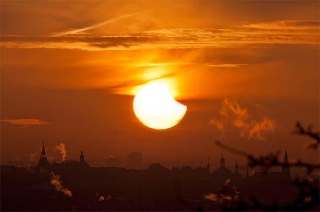 خورشیدگرفتگی فردا در کشور ما دیده نمیشود