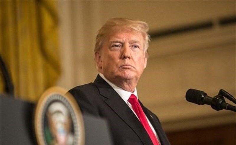 ترامپ روی صندلی روان شناسان