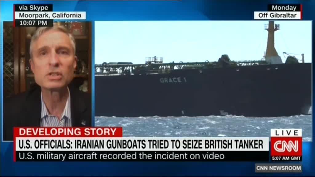 اعزام ناو جنگی به خلیج فارس برای محافظت از نفتکش ها چالش برانگیز است +عکس