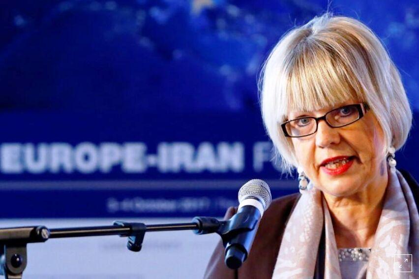 هلگا اشمید: کشورهای غیر عضو اتحادیه اروپا نیز به اینستکس ملحق میشوند+عکس
