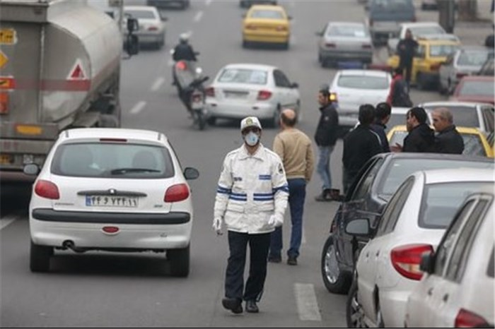 ذرات معلق و ازن هوای تهران را ناسالم میکنند