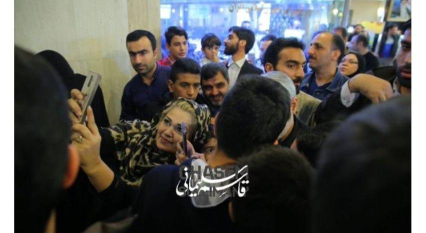 توییت معنادار سردار سلیمانی به مناسبت روز حجاب + عکس