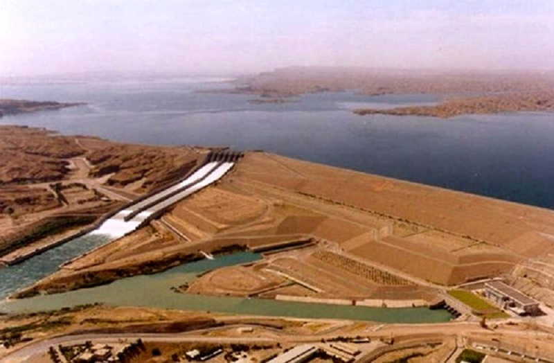 بلند ترین سد خاکی کشور را بشناسید