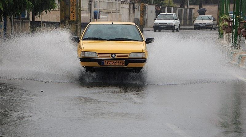 رگبار باران و رعدوبرق در انتظار ۴ استان کشور