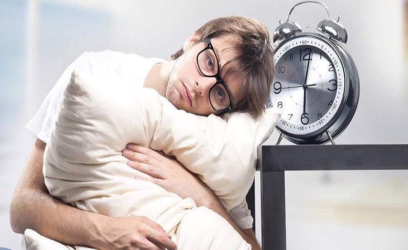اضطراب میتواند یکی از علل بی خوابی باشد؟
