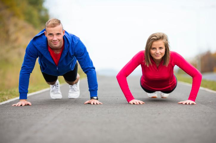 کدام ورزش برای اندام شما مناسب است؟