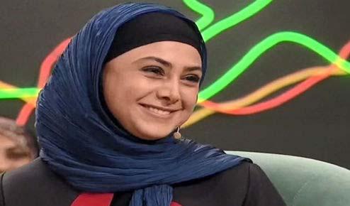 آزاده صمدی مجددا ازدواج کرد؟! + عکس