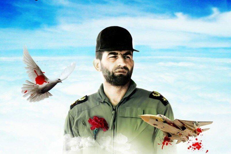 شهید خلبان سرلشکر بابایی، سرو فروتن دفاع مقدس