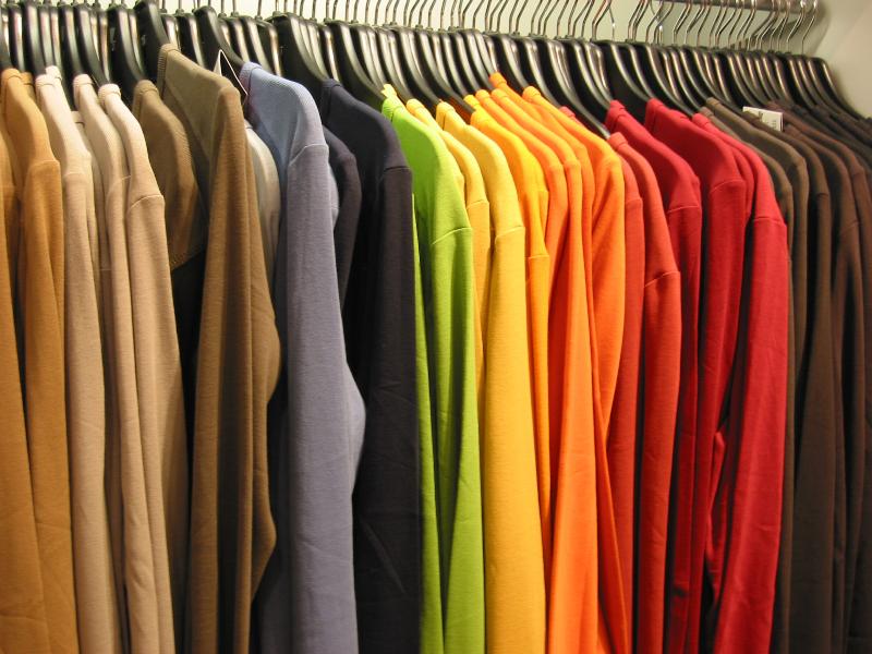چرا باید وقتی لباس نو می خریم، آن را بشوییم؟