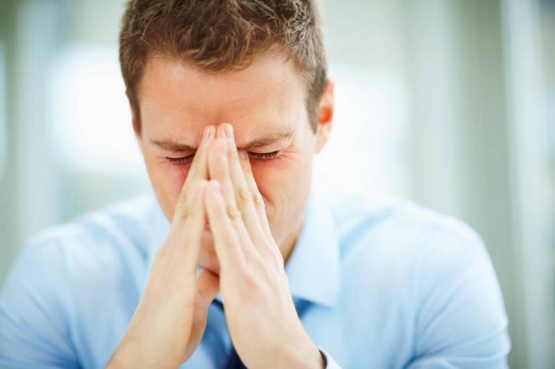 مهمترین نشانه اختلالات اضطرابی در افراد