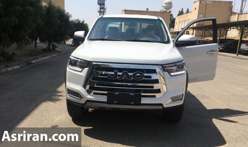 خودروی جدید چینی در راه ایران + عکس