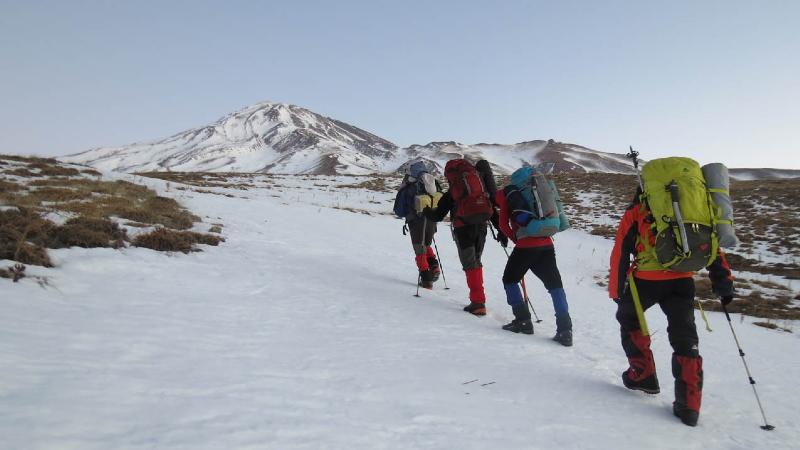 جزئیات جان باختن دو کوهنورد