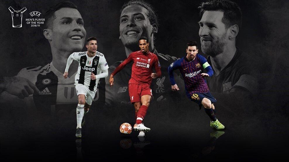 فهرست نامزدهای بهترین بازیکن سال اروپا اعلام شد +عکس