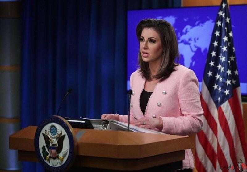 آمریکا خدمه گریس ۱ را تهدید کرد + عکس