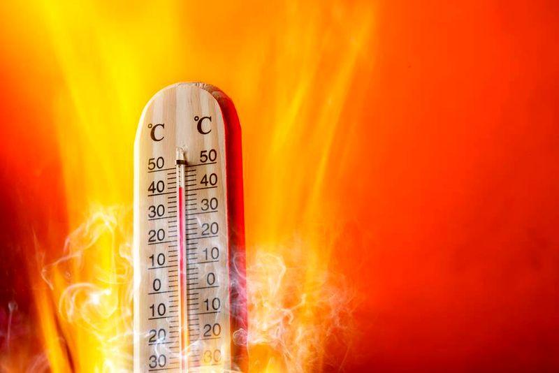 گرم ترین ماه زمین در 140 سال اخیر