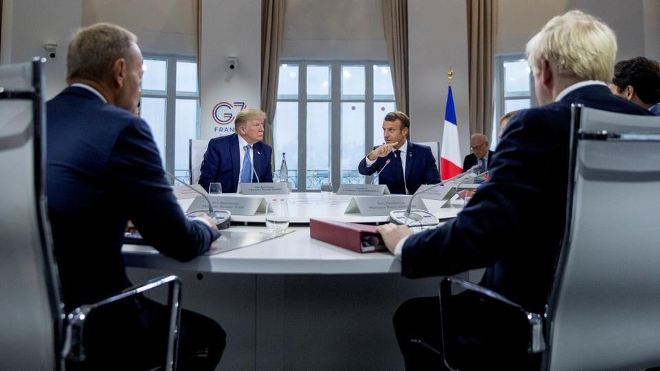 خبر جالب فرانسوی ها: دعوت از ظریف با توافق و هماهنگی کامل آمریکا انجام شد+عکس