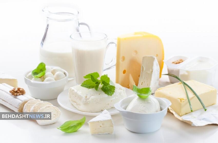 لبنیات پُرچرب، همیشه هم مضر نیست/ کنترل دیابت و چاقی با لبنیات پرچرب!