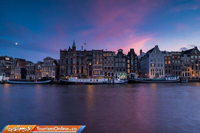 عکس زیبایی های کشور هلند