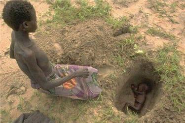 عکسی تکان دهنده که دنیا به خاطرش گریه کرد+ عکس