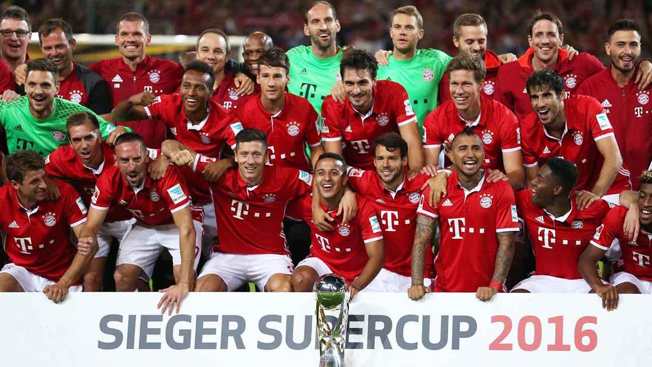 باشگاه بایرن مونیخ آلمان نوروز را تبریک گفت! + عکس