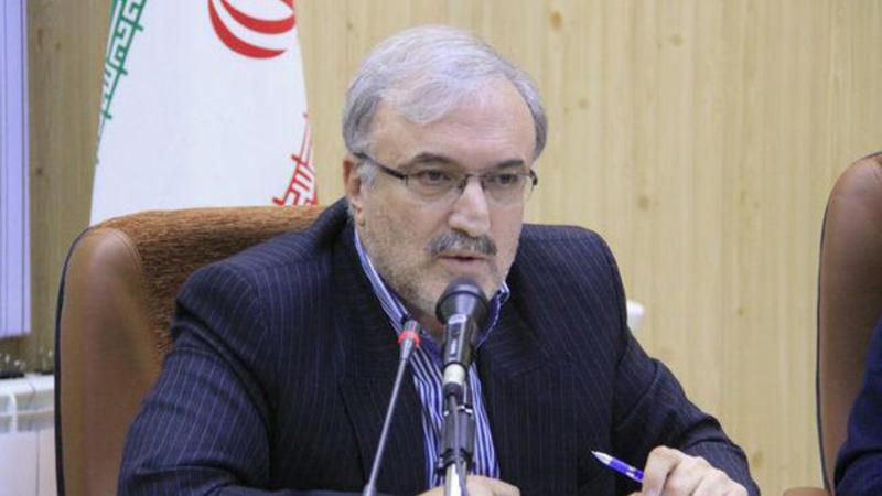 وزیر بهداشت و درمان وارد استان سمنان شد